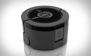 Piquing Our Geek: Scooba goes where no robot vacuum has fit before