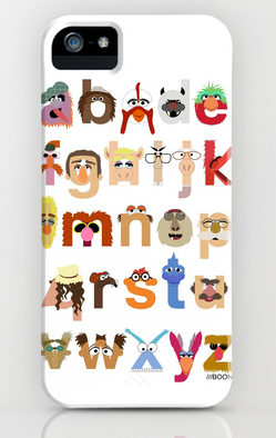 It's time to raise the curtain on the coolest Muppet iPhone case