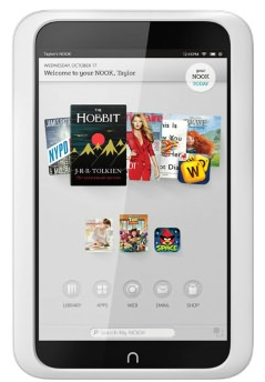 The NOOK Tablet goes HD!