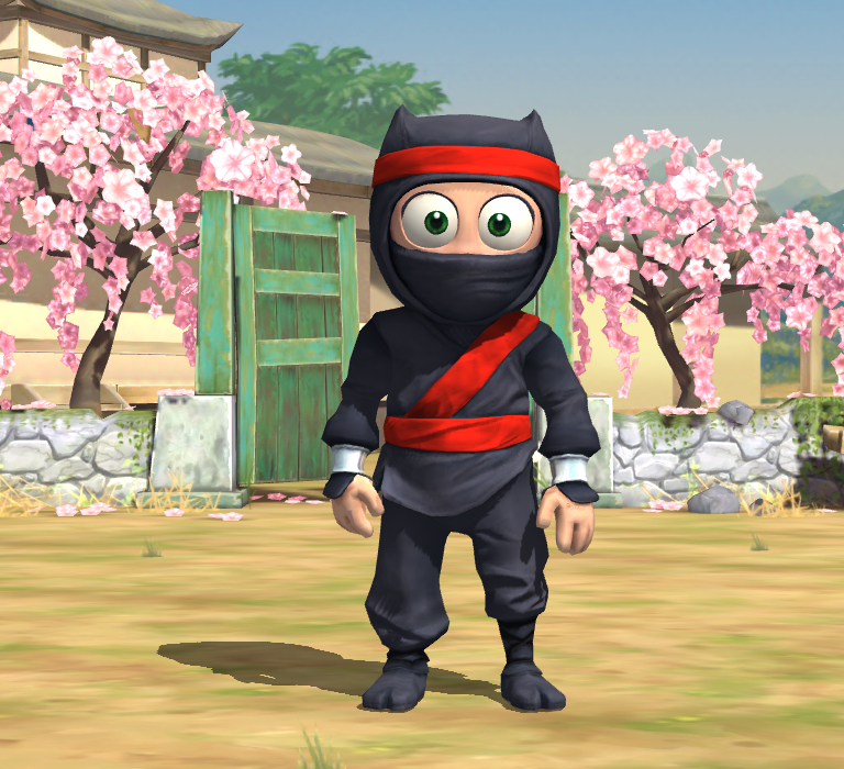 Clumsy Ninja app for iOS | Cool Mom Tech