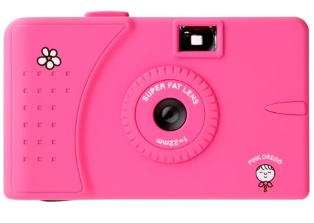 35mm is back. And it's pink.