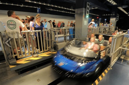 The best of tech at Disney's new Fantasyland and EPCOT