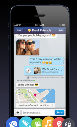 How can you text for free? Try MessageMe. Done.