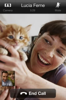 Make those midnight new year calls with Skype. On your cell phone. In full video.
