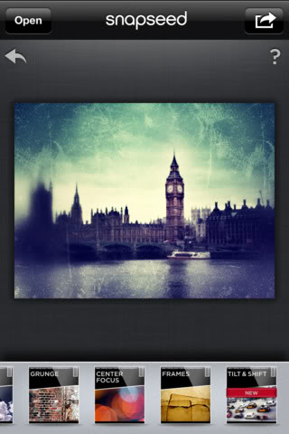 Snapseed: making iPhone photos as beautiful as can be