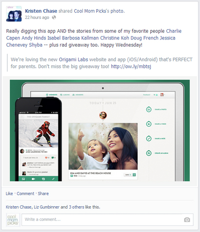 What you need to know about Facebook photo comments