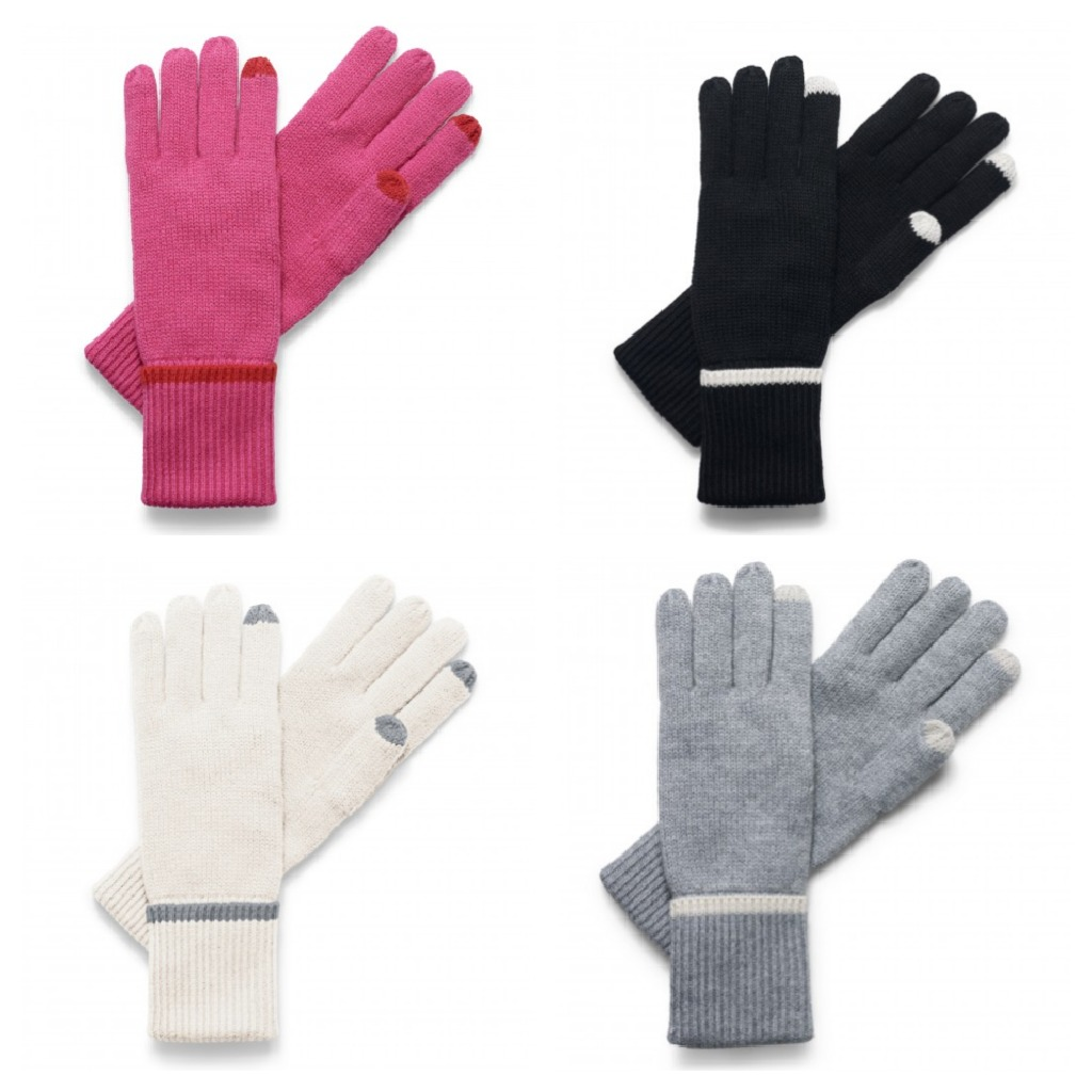 These gloves were made for texting