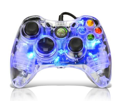 Gaming in the dark