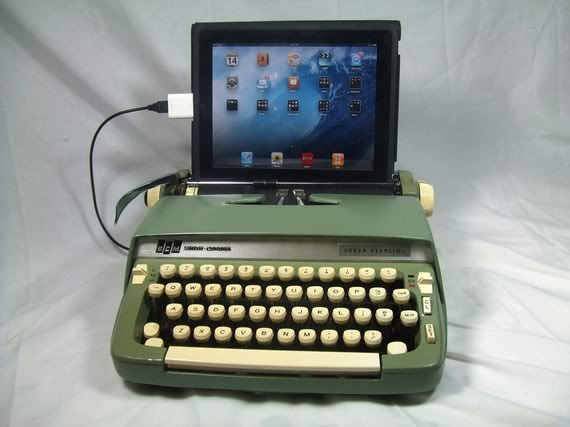 Dads Dig This: The typewriter turned computer