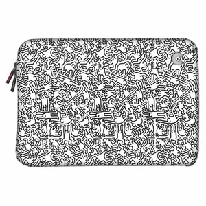 Keith Haring goes high tech