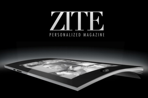 Zite – your own personalized zine