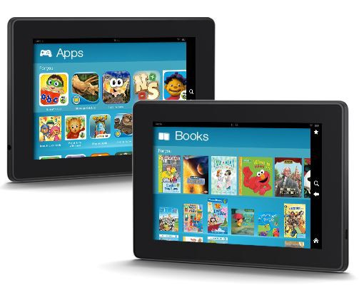Kindle FreeTime Unlimited features | Cool Mom Tech