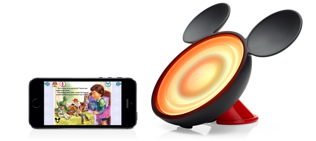 Phllips Disney Friends of Hue Storylight | Cool Mom Tech