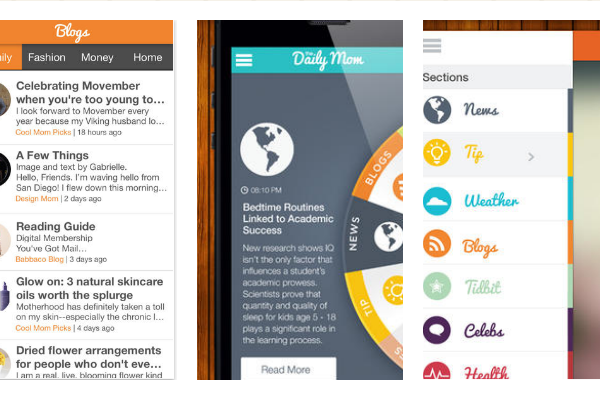 The Daily Mom app | Cool Mom Tech