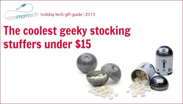 coolest geeky stocking stuffers under $15