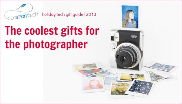 coolest gifts for photographers | cool mom tech holiday gift guide