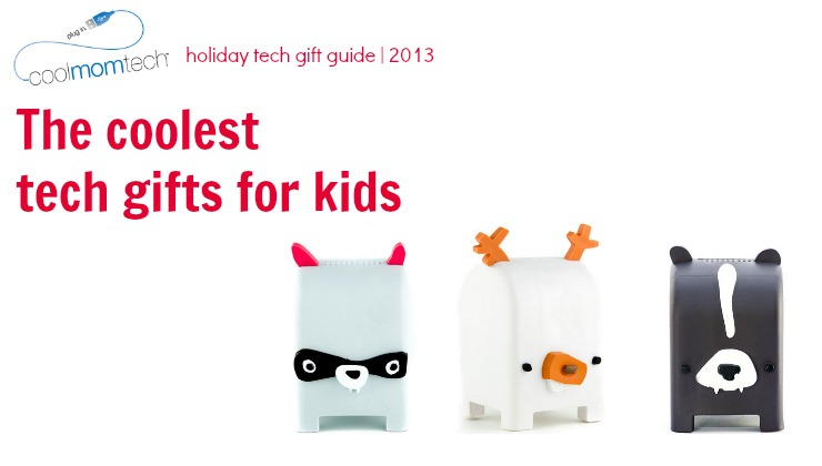 coolest tech gifts for kids | holiday tech gifts 2013 | cool mom tech
