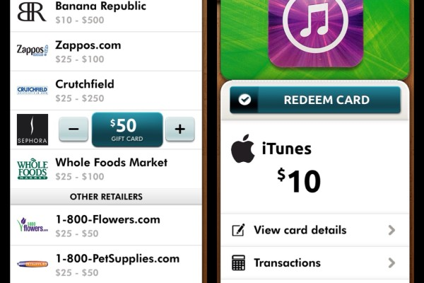 gyft gift card app | cool mom tech