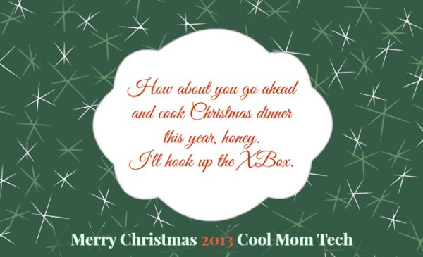 Merry Christmas | cool mom tech