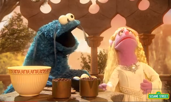 Sesame Street Lord of the Crumbs parody | Cool Mom Tech