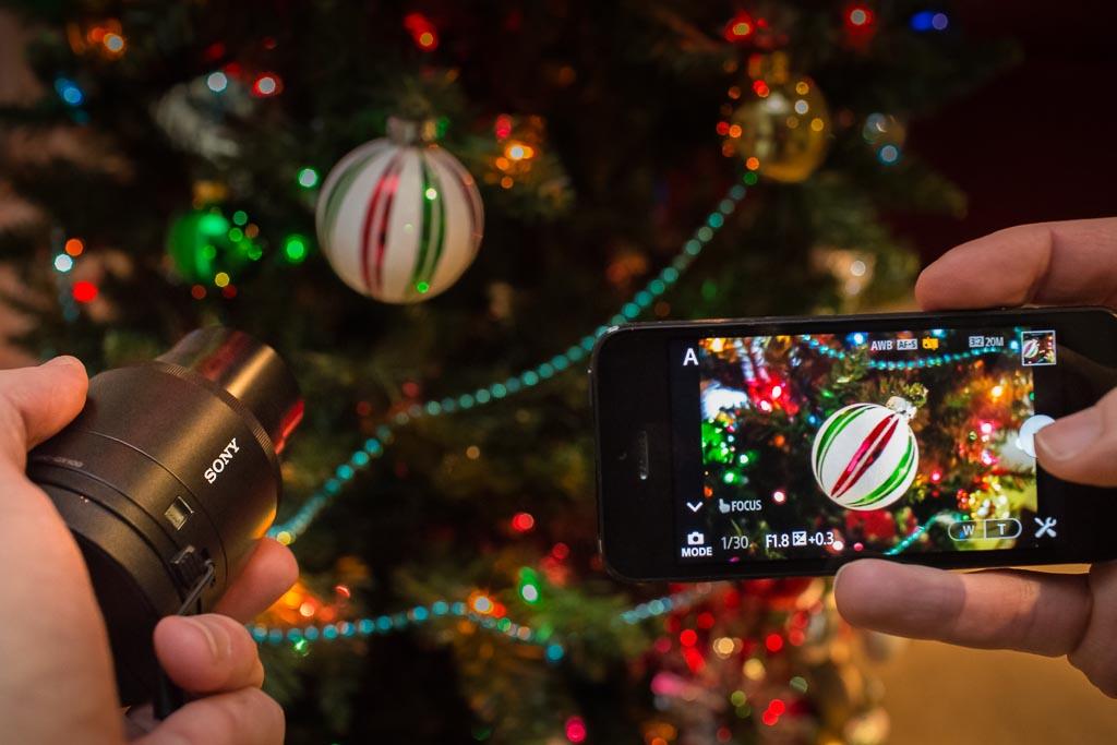 Sony Lens QX100 | Cool Mom Tech