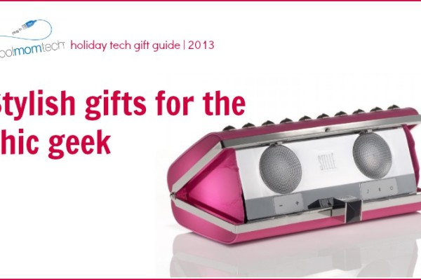 stylish tech gifts for geek chic