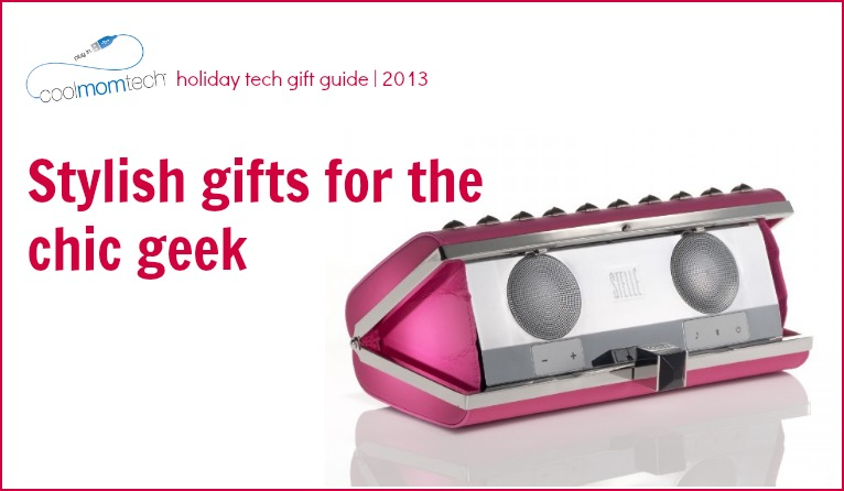 Holiday Tech Gifts 2013 Stylish Tech Gifts Cool Mom Tech