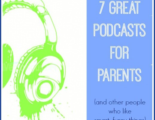 Best podcasts for parents | Cool Mom Tech