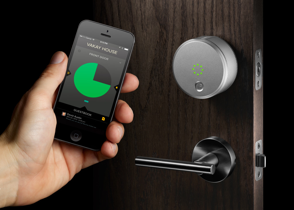 August Smart Lock | Cool Mom Tech