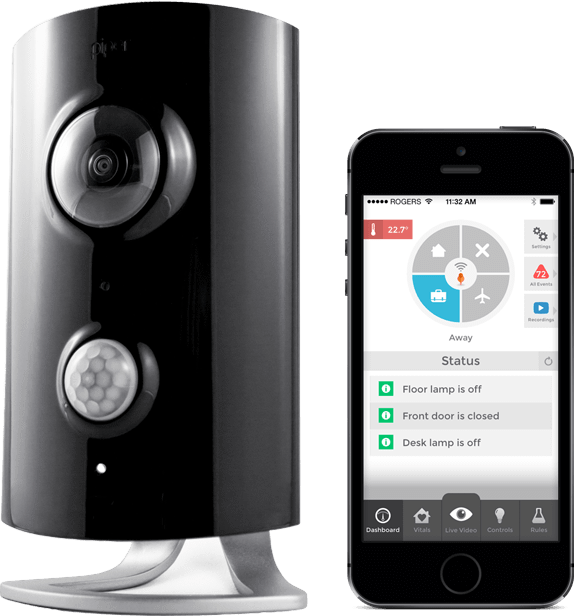 Piper Home Security System | Cool Mom Tech