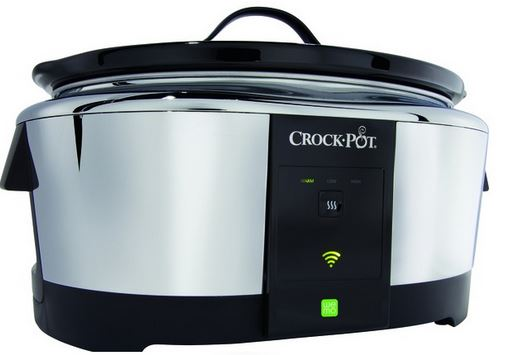 WeMo-enabled slow cooker | Cool Mom Tech