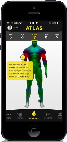 Atlas Fitness Tracker App | Cool Mom Tech