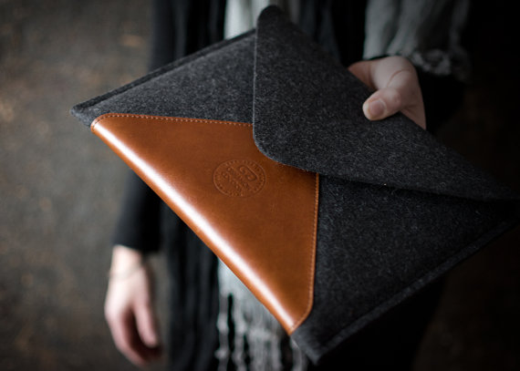Gorgeous, sophisticated, handmade gadget cases. Basically, the Tom Hiddleston of tech protection.