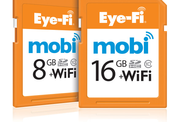 Eye-Fi Mobi card | Cool Mom Tech