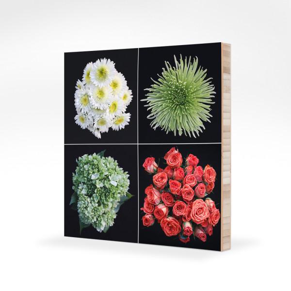Jesse Michener Floral Art on Plywerk | Cool Mom Tech