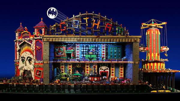 Lego Joker Funhouse | cool mom tech