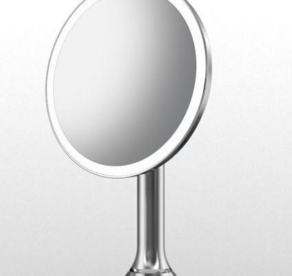 simplehuman smart mirror | Cool Mom Tech