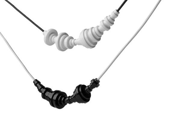Waveform necklaces by David Bizer   Cool Mom Tech