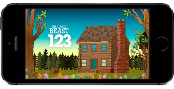 Lonely Beast 123 app for kids | Cool Mom Tech