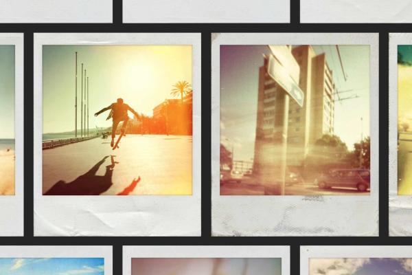 Polamatic App from Polaroid | Cool Mom Tech
