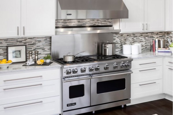 Viking Range smart stove | Cool Mom Tech