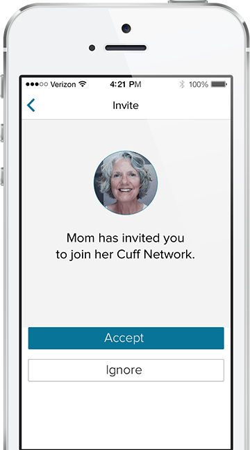 Cuff safety app | Cool Mom Tech