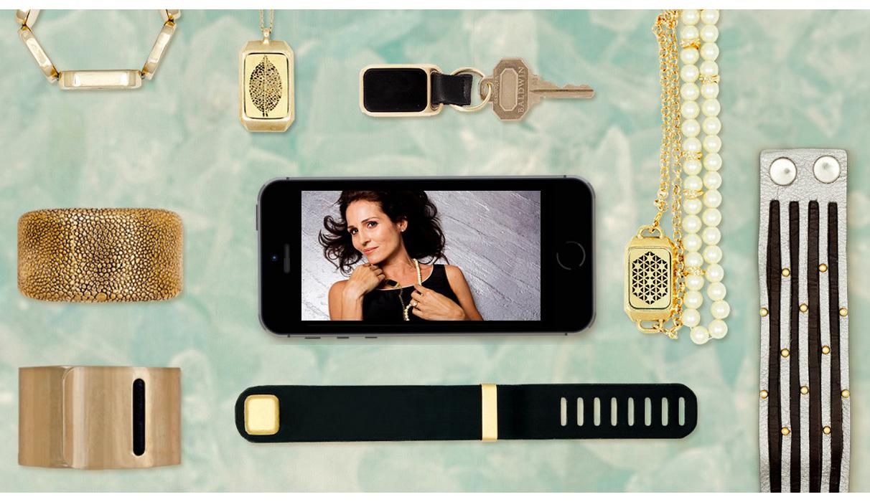 Cuff: Wearable safety tech goes high fashion