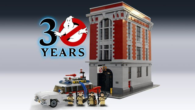 Lego Ghostbusters | Cool mom tech