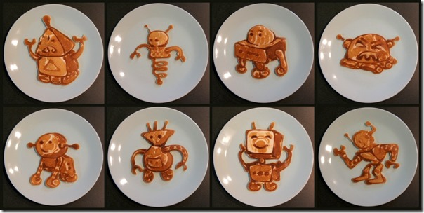 robot pancakes | cool mom tech