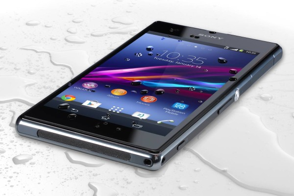 Sony Xperia Z1S mobile phone | Cool Mom Tech
