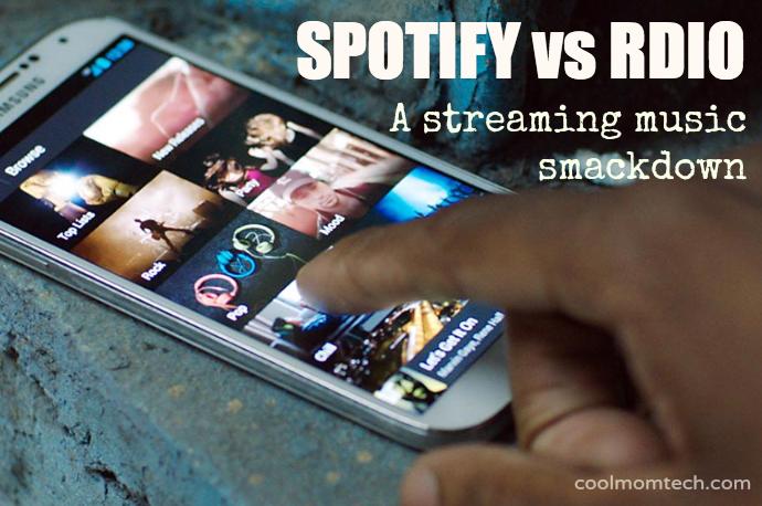 Spotify vs. Rdio: A streaming music smackdown