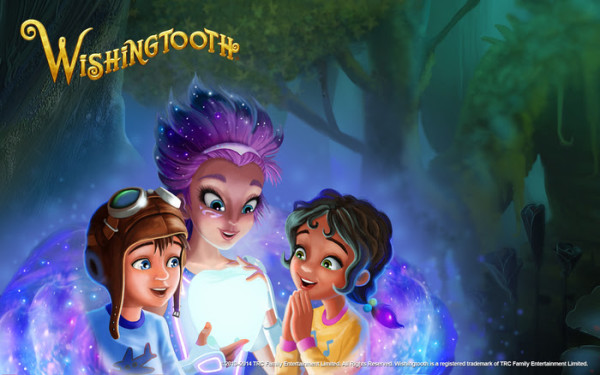 Wishingtooth Tooth Fairy app | Cool Mom Tech