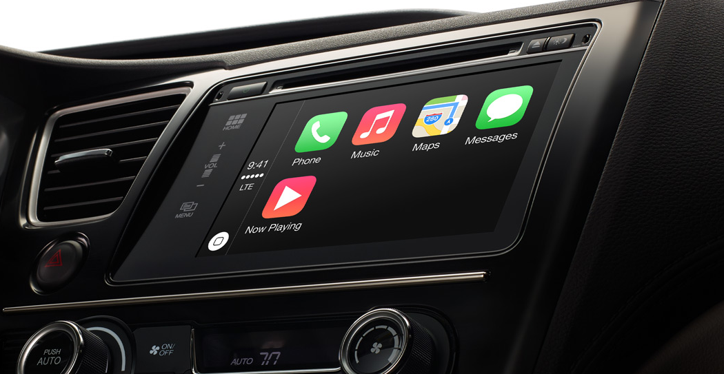 Apple CarPlay | cool mom tech
