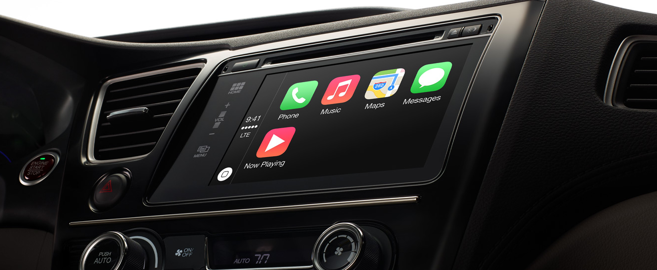 Piquing our Geek – Apple CarPlay: Why parents are going to like it.